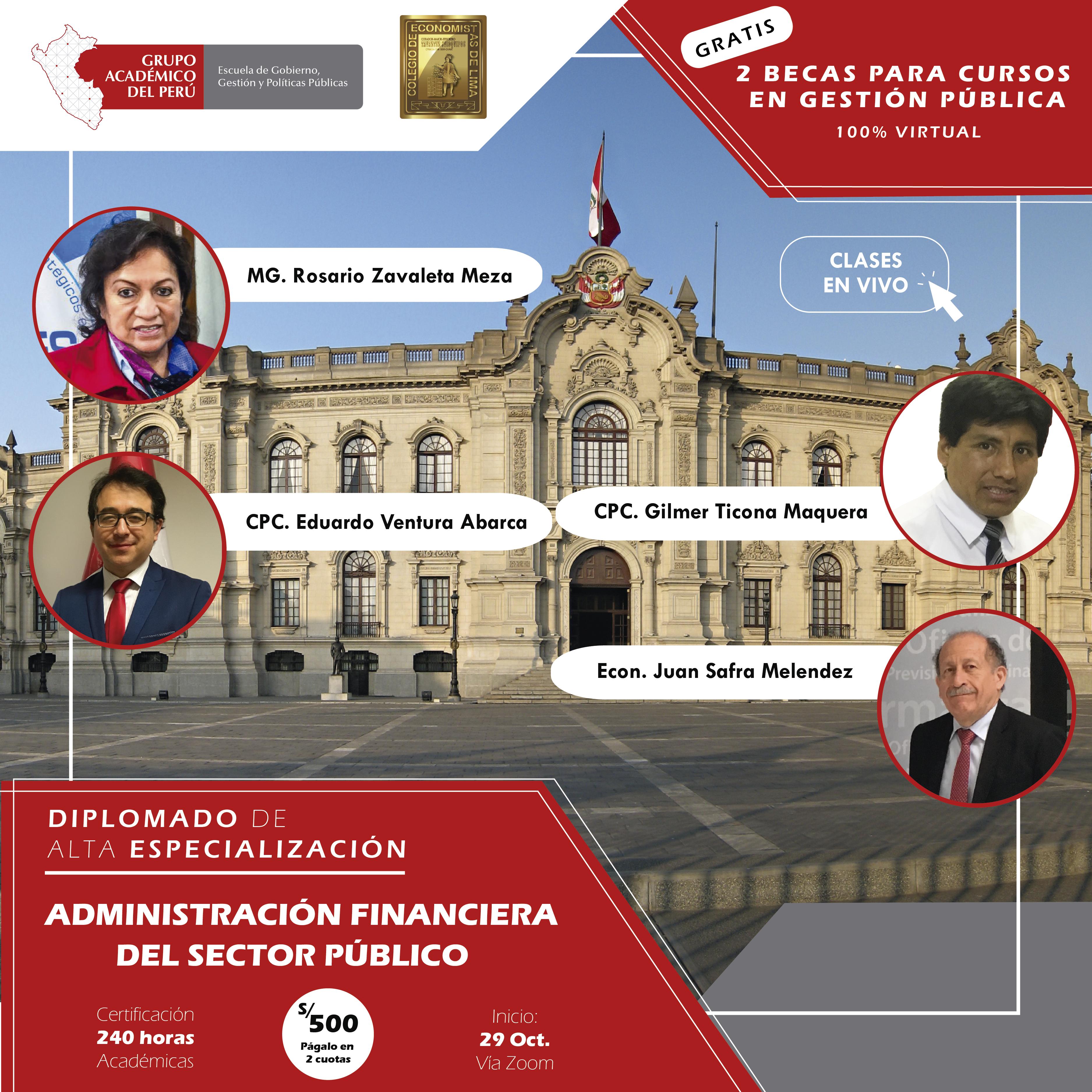 Administración Financiera del Sector Público