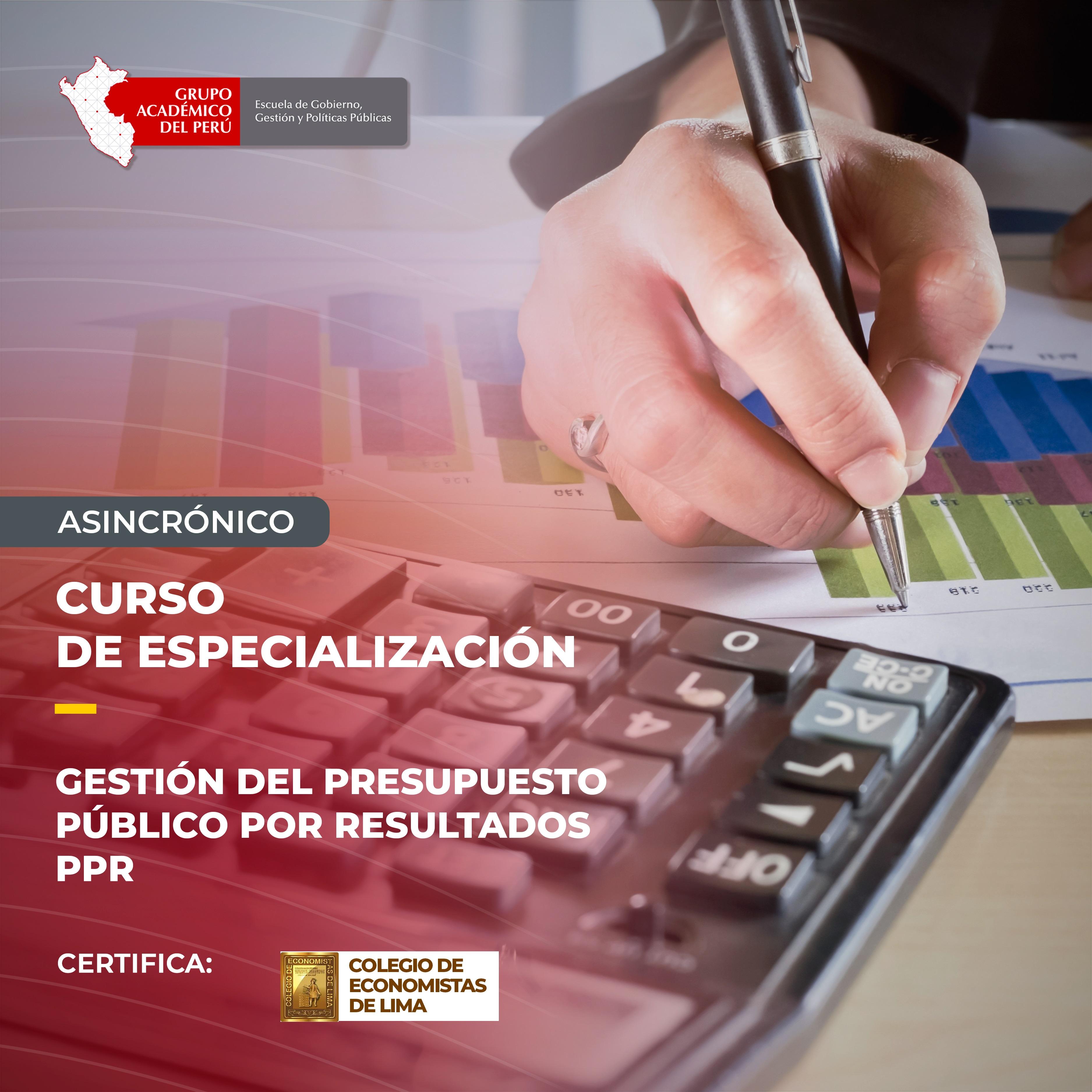 Presupuesto Publico por Resultados